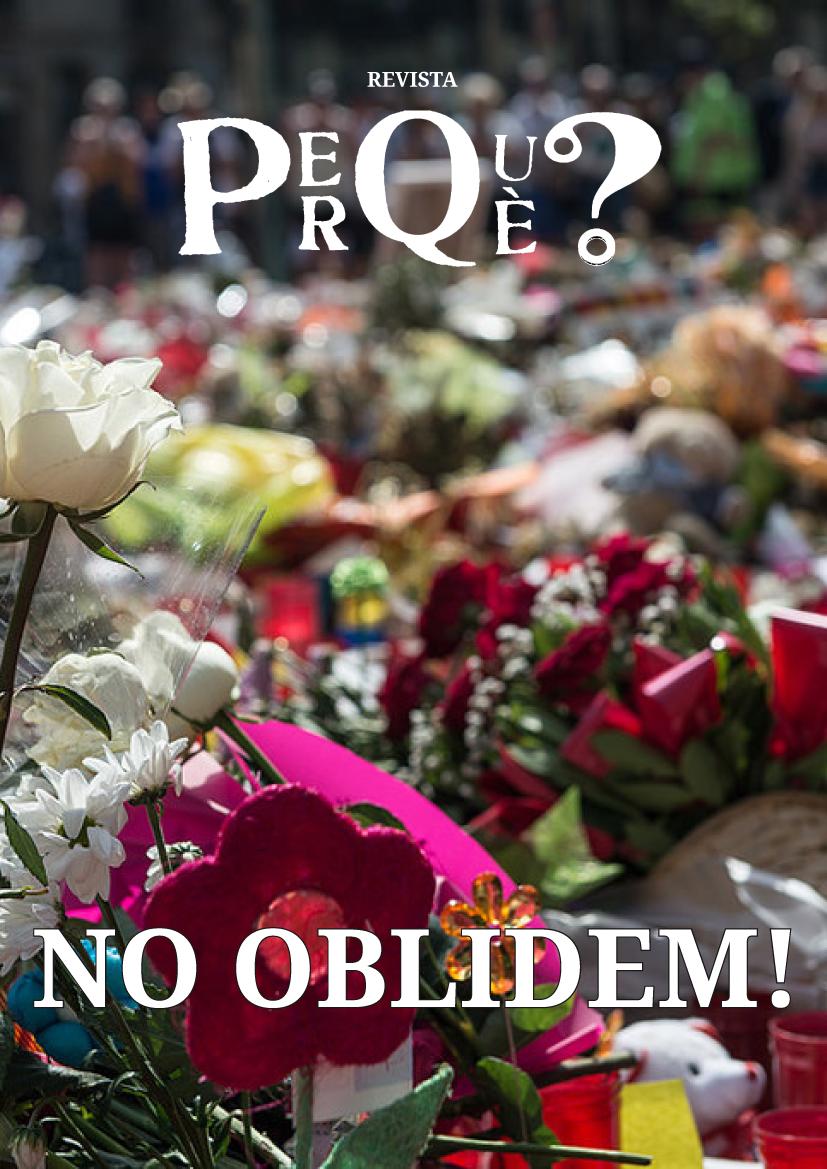 NO OBLIDEM!