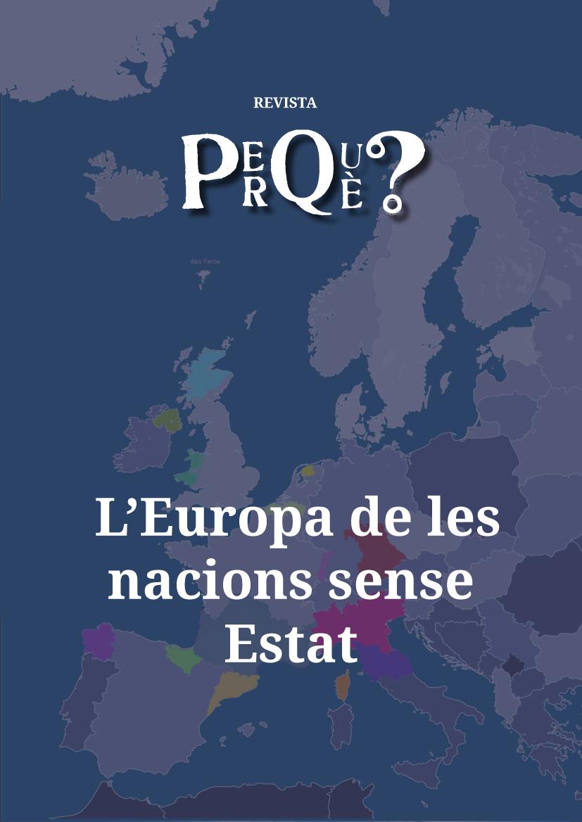L'Europa de les nacions sense estat