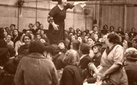 Investigar por qué se celebra el 8 de marzo el día internacional de la mujer