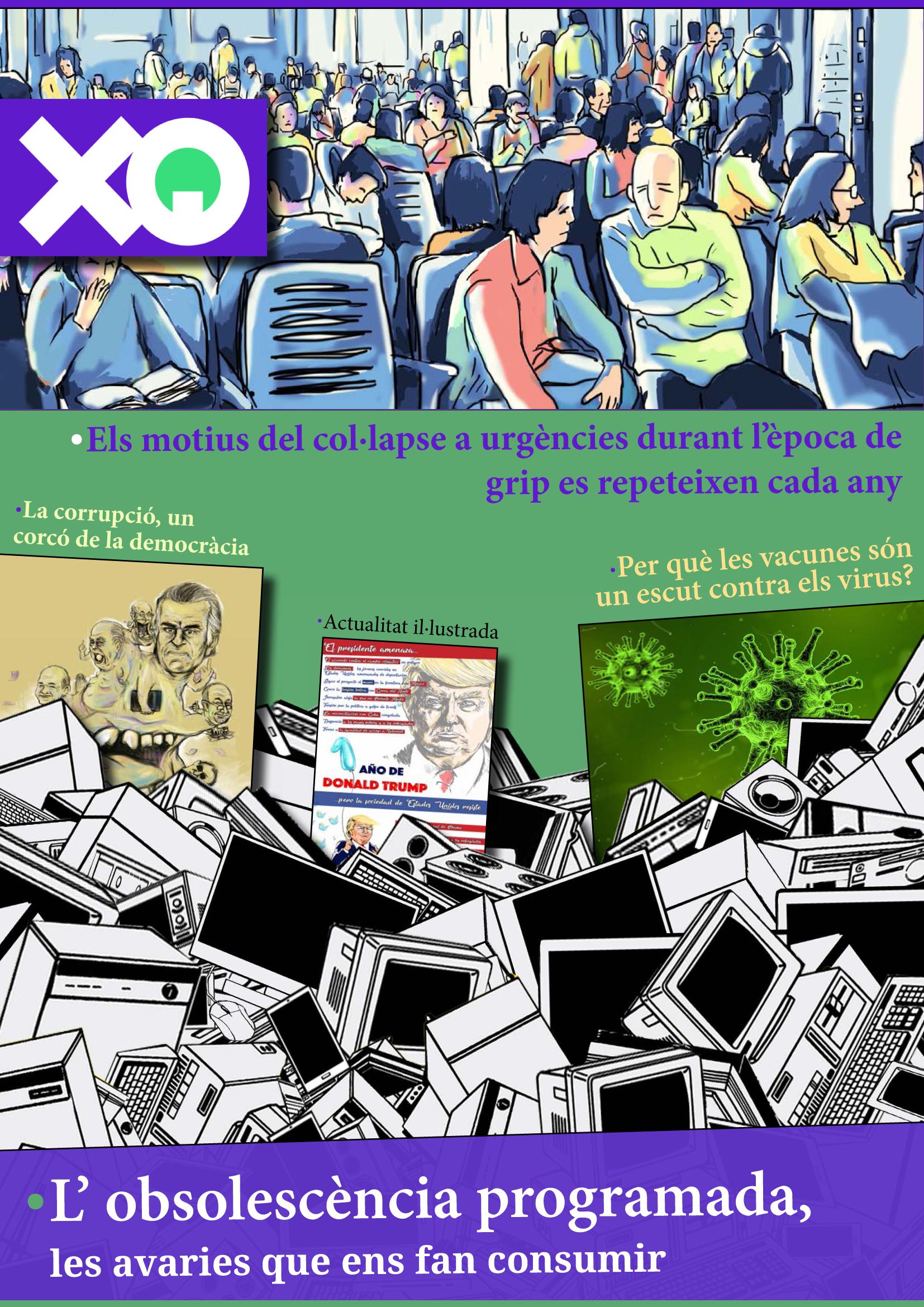 Revista XQ gener