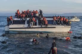 Visitar una exposición fotográfica sobre refugiados, campos de refugiados, países en guerra…