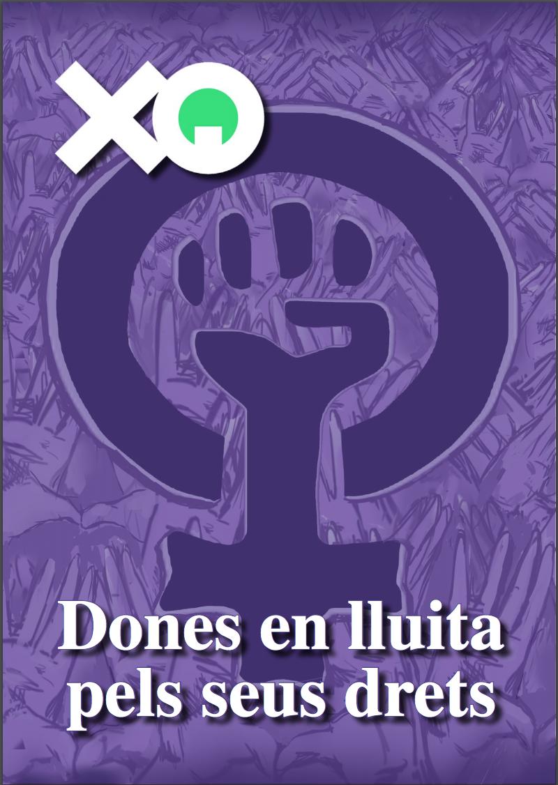 Dones en lluita pels seus drets